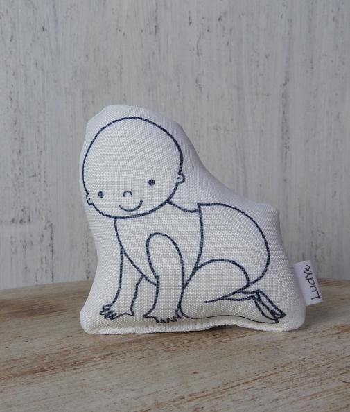 infant figura humana
