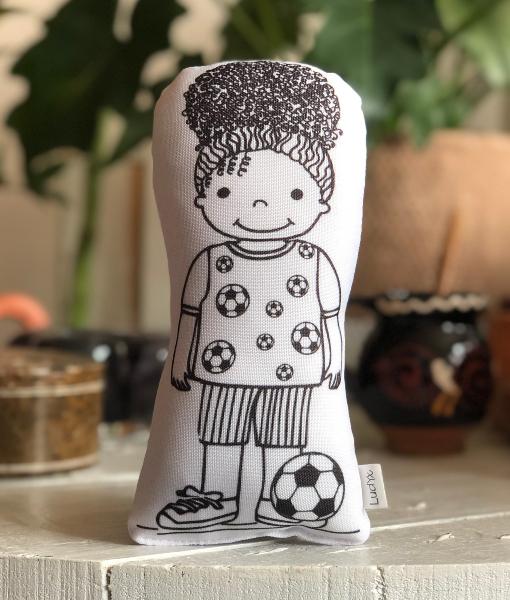 jogadora de futebol Lully