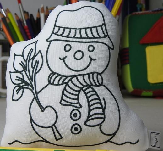 boneco de neve M