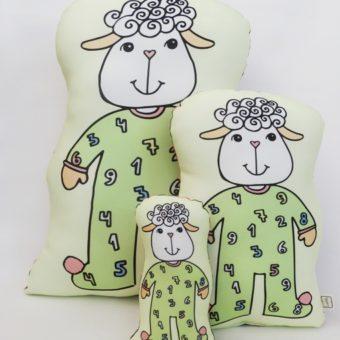 ovelha-trio