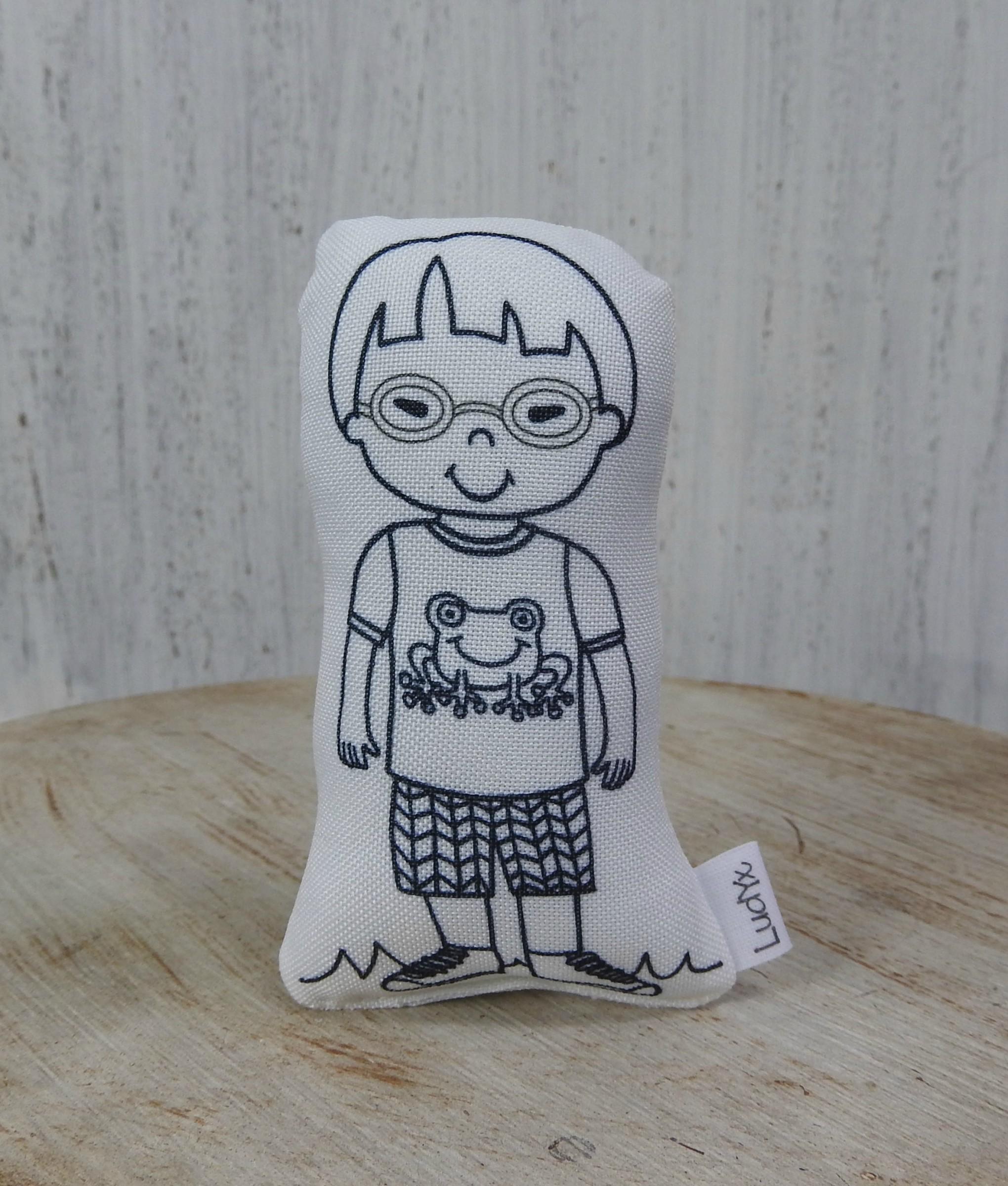 Yuri óculos